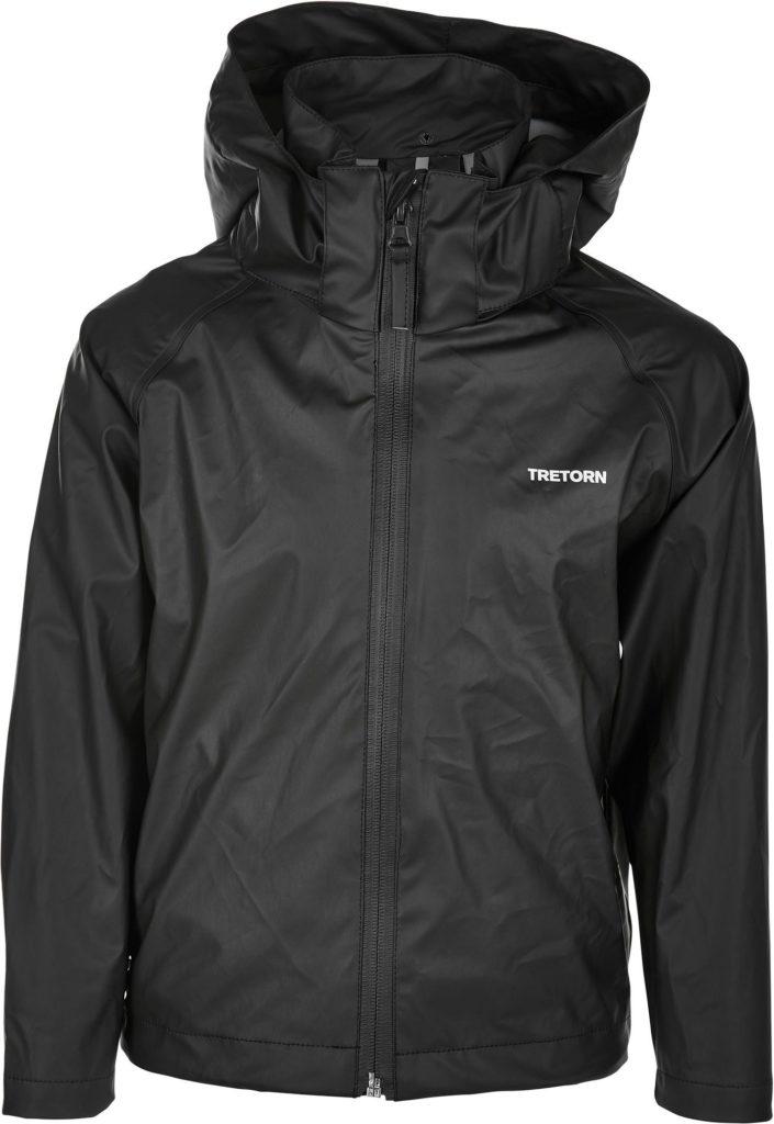 Tretorn Packable Regnsett, Black 98-104