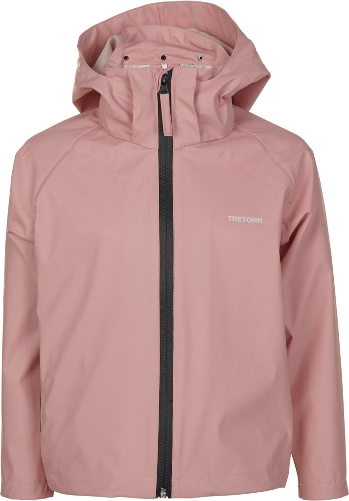 Tretorn Packable Regnsett, Light Rose 110-116