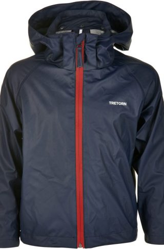 Tretorn Packable Regnsett, Navy 110-116