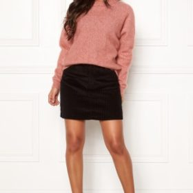 VERO MODA Karina HR A-shape Skirt Black XL