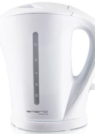 Vannkoker 1,7L Hvit