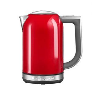 Vannkoker rød, 1,7 L
