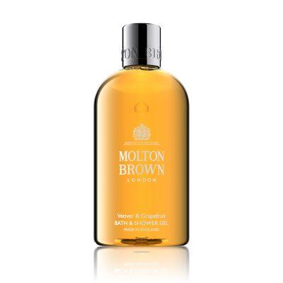 Vetiver & Grapefruit Bath & Shower Gel 300 ml