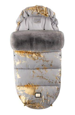 Vognpose Golden Collection, Grey, Bjällra of Sweden