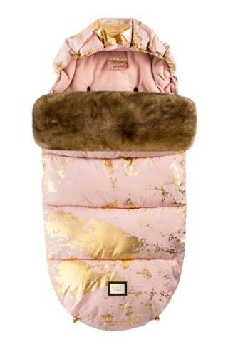 Vognpose Golden Collection, Pink, Bjällra of Sweden
