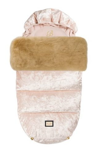 Vognpose, Pink Velvet, Bjällra of Sweden