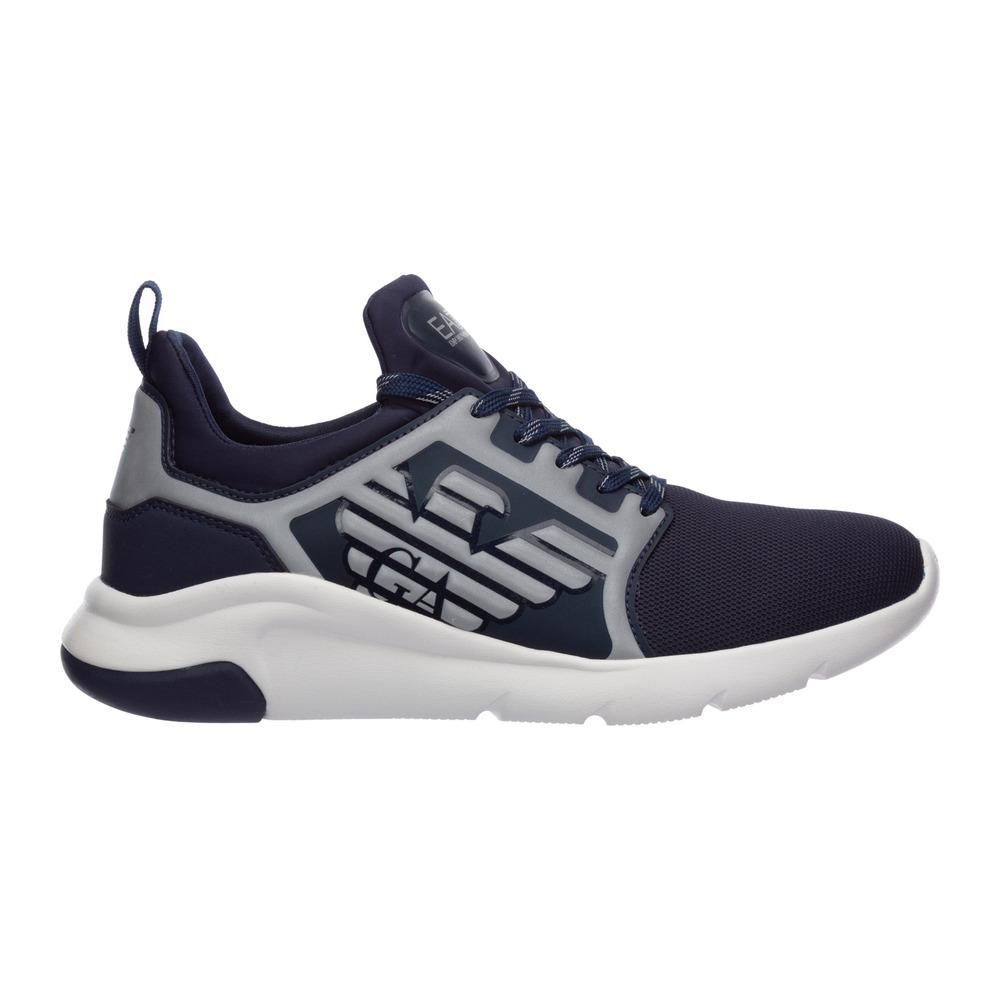 Gray sneakers  Moschino  Sneakers - Sko Til Herre