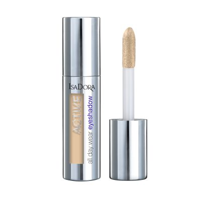 Active All Day Wear Eye Shadow 01 Ivory Base
