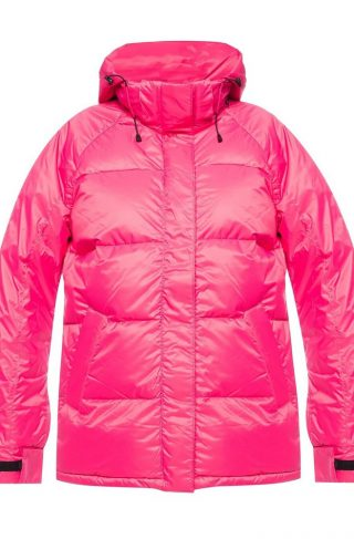Approach quilted down jacket