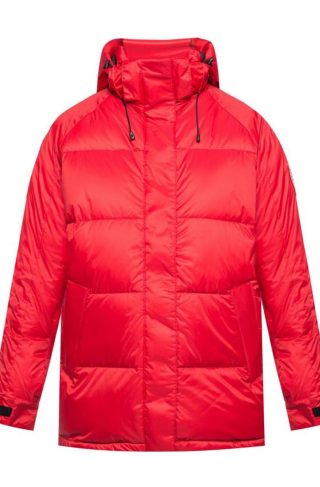 Approach quilted jacket