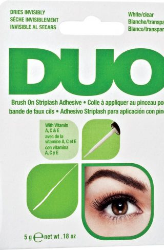 Ardell Duo Brush On Lash Adhesive, Ardell Løsvipper