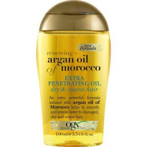 Argan Extra Penetrating Oil, 100 ml OGX Hårolje