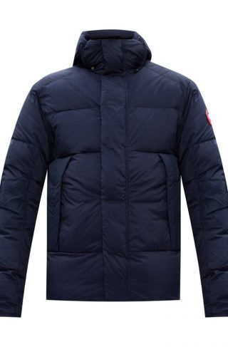 'Armstrong' hooded jacket