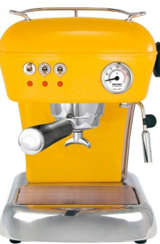 Ascaso DREAM Espressomaskin Gul