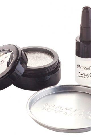 Awesome Metals Eye Foils, Makeup Revolution Øyenskygge