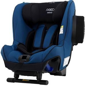 Axkid Minikid 2 Solid Car Seat Sea Blue One Size