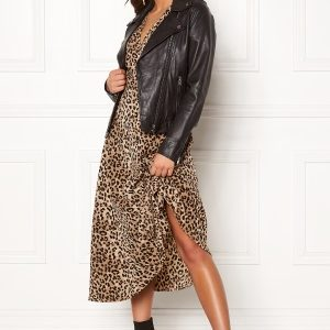 BUBBLEROOM Emma dress Leopard 34