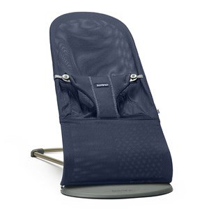 Babybjörn Baby Bouncer Bliss Mesh Navy One Size
