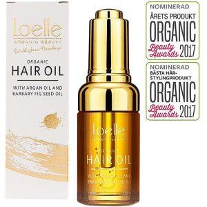 Barbary Fig Seed Oil, Hair Oil, 40 ml Loelle Hårolje