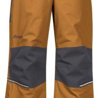 Bergans Storm Insulated Bukse, Desert/Solid Grey 86
