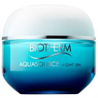 Biotherm Aquasource Night Spa Cream, 50 ml Biotherm Ansiktsmaske