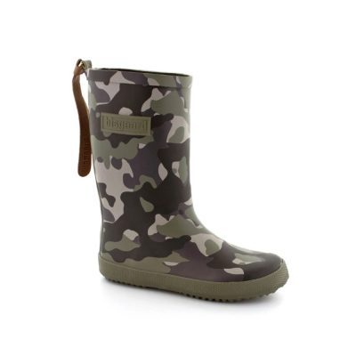 Bisgaard gummistøvle, (Army grøn)