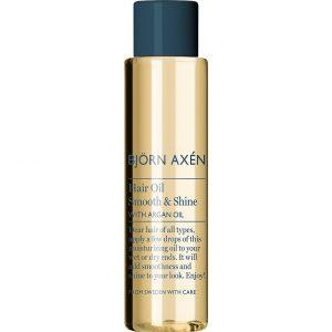 Björn Axén Hair Oil Smooth & Shine with Argan Oil, 30 ml Björn Axén Hårolje