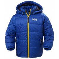 Blå Helly Hansen Arctic Puffy jakke