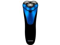Blaupunkt MSR501, Roterende hode, Svart, Blå, AC/Batteri, 60 min, 1,3 timer, 100 - 240 V