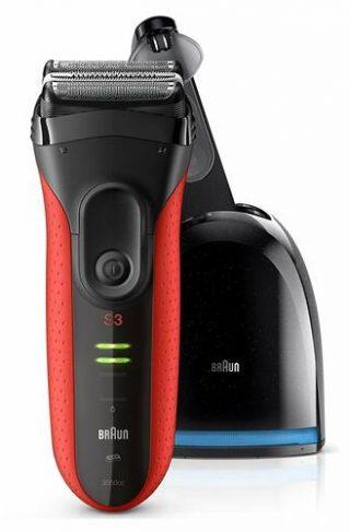 Braun Series 3 3050cc Red