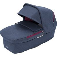 Britax GO Carrycot Oxford Navy Go Oxford Navy Prambody