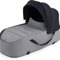 Bumprider Connect Liggedel, Grey Melange