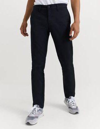 Carhartt WIP Bukse Sid Pant Svart