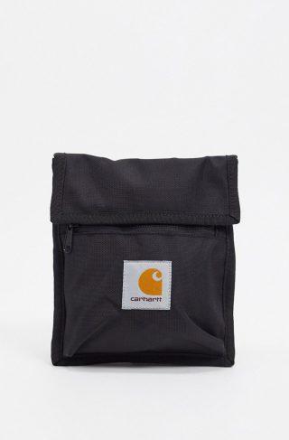 Carhartt WIP Delta neck pouch in black