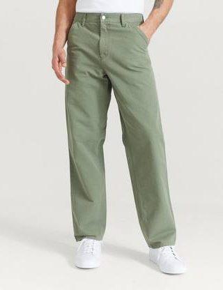 Carhartt WIP Jeans Single Knee Pant Grønn