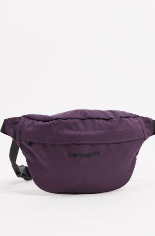 Carhartt WIP Payton hip bag in purple