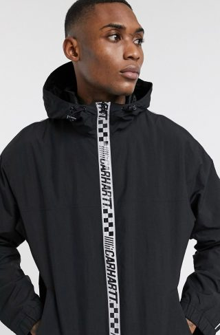Carhartt WIP Senna Jacket-Black