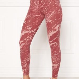 Casall Classic Printed 7/8 Tights 147 Impulsive Pink 38