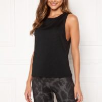 Casall Iconic Loose Tank 901 Black 36
