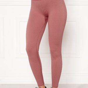 Casall Seamless Tights 123 Comfort Pink L