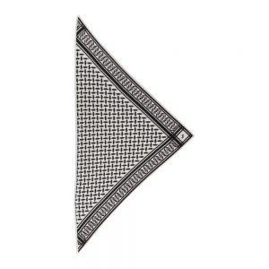 Cashmere Scarf Triangle Trinity Classic