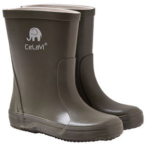 Celavi Basic Wellies Solid Army 20 EU