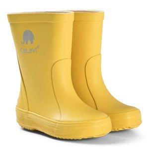Celavi Basic Wellies Yellow 32 EU