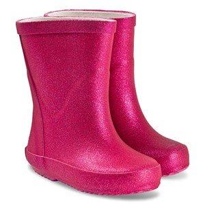 Celavi Glitter Regnstøvler Real Pink 23 EU