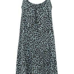 Cellbes Strandkjole Leopard Leopard
