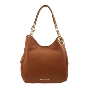 Chain Shoulder Tote Bag
