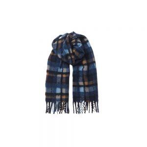 Check sillian scarf