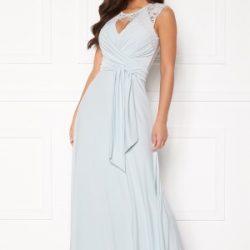 Chiara Forthi Genevra Gown Dusty blue 38