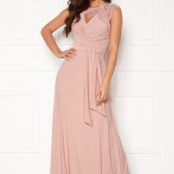 Chiara Forthi Genevra Gown Dusty pink 38