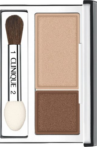 Clinique All About Shadow Duo, 2 g Clinique Øyenskygge
